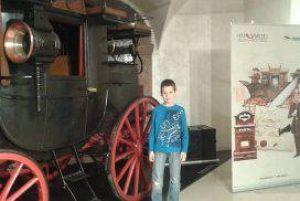 Poseta PTT muzeju