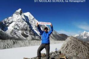 ST. NICOLAS SCHOOL NA HIMALAJIMA!!!