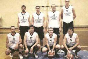 Košarkaški tim ST. NICOLAS SCHOOL