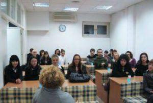 """Gostovanje stranih predavača u """"ST. NICOLAS SCHOOL"""""""