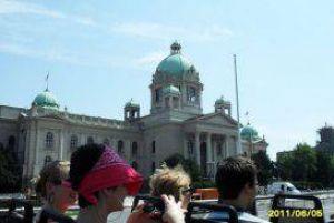 Razgledanje Beograda otvorenim autobusom