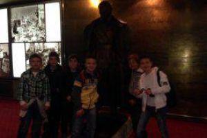 U Vojnom muzeju na Kalemegdanu