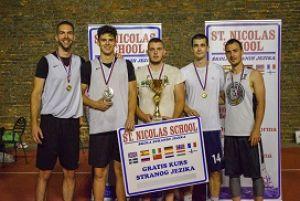 Održan je finalni turnir Prvenstva studenata i studentkinja Beograda u basketu 3x3 13.6.2020.