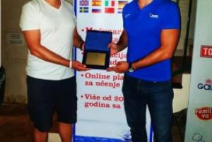 ST NICOLAS SCHOOL podržao medjunarodni teniski turnir koji je organizovao teniski klub Đukić