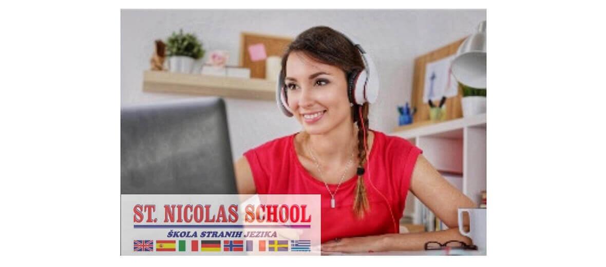 NOVA ONLINE PLATFORMA ZA UČENJE U ST NICOLAS SCHOOL