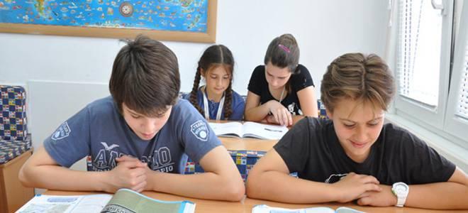 ST NICOLAS SCHOOL TEEN